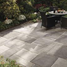 Engineered Stone Paving Tile Outdoor Floors