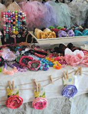 craft show booth set handmade