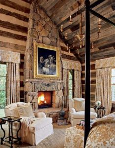 Inside  picturesque plantation home in tennessee   great smoky mountains also rh pinterest