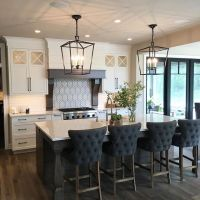 Loved this kitchen by Bruce Heys Builders during my Parade ...