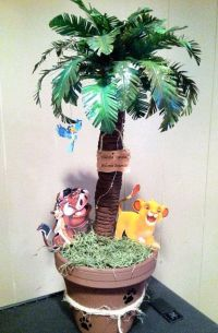 The Lion king centerpieces Baby Shower decoration by ...