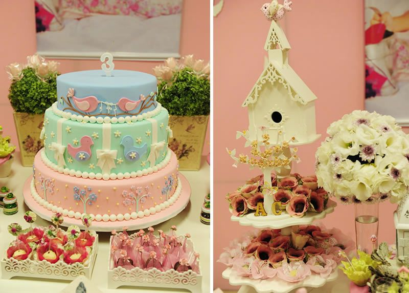 Garden Party Birthday Cake Ideas – The Best Sweet Moments Of Life