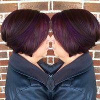 Berry Sangria hair color  Custom mix of Pravana Vivids ...
