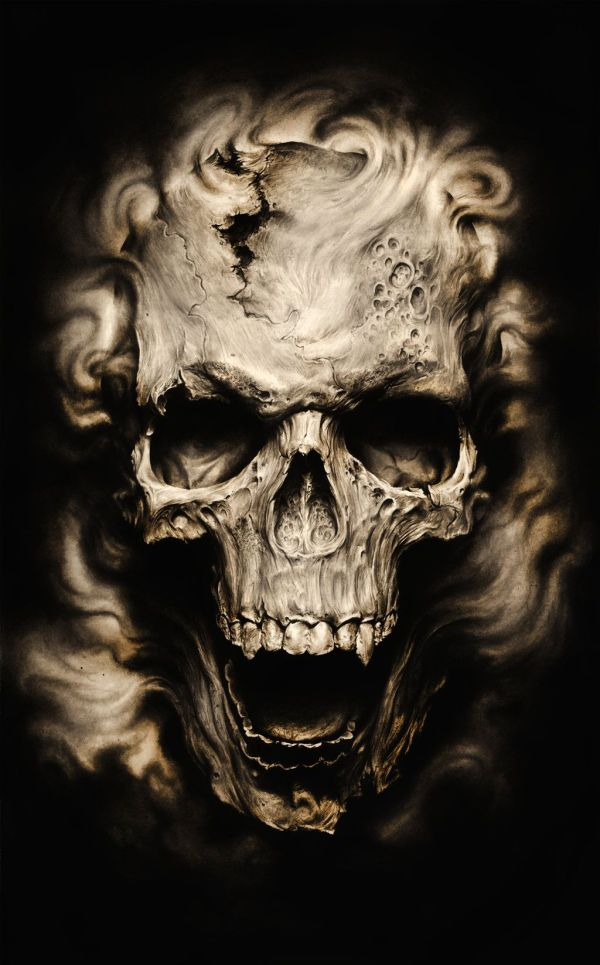 Khasm Thomasdfowler Skulls