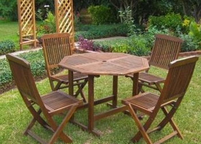 Shop for international caravan acacia piece stowaway patio furniture set get free delivery also