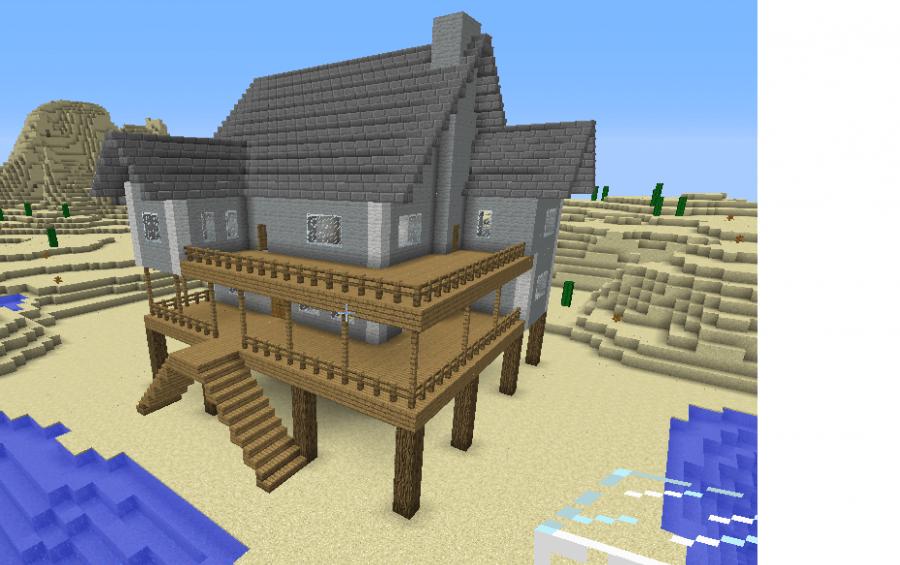 Cute Small Minecraft Houses Minecraft Simple Beach Houses Beach