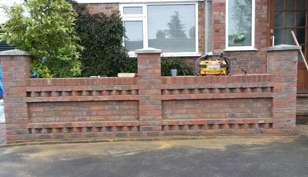 Brick Wall Cap Google Search Walls And Fences Pinterest
