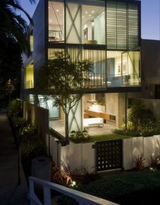 Modern sustainable living on the venice canal also best images about architekturdarstellung pinterest rh