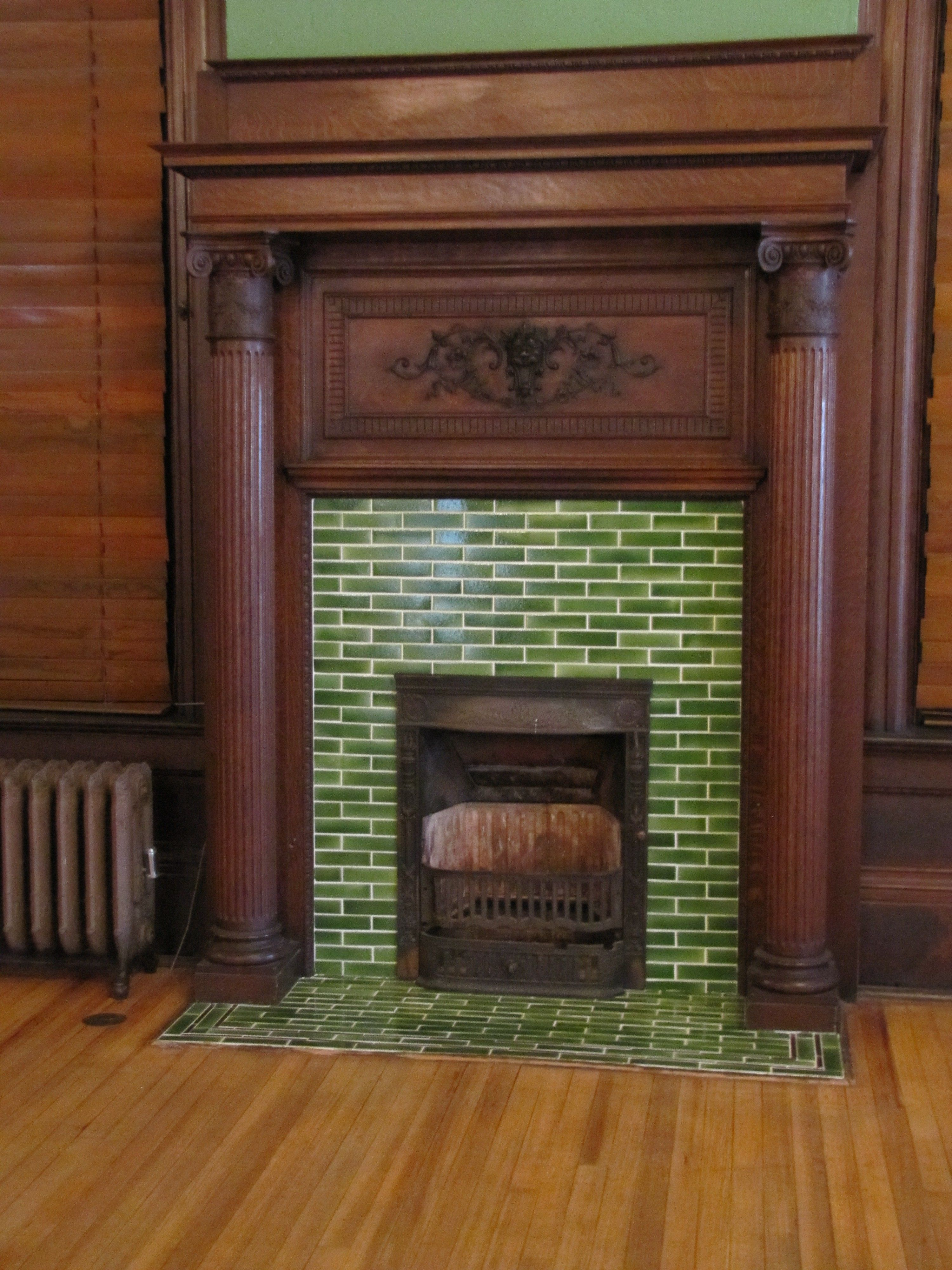 fireplace charles fireplaces size architectural original tiles full graham antique and view antiques product