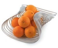 Marli Wire Fruit Basket by Steven Blaess for Alessi | For ...