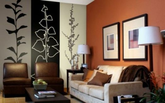 Home Interior Modern Wall Paint Ideas Painting Design Perfect Color For Small