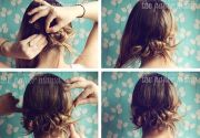 fun & easy hairstyles busy