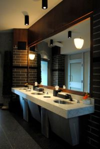 modern public restroom design - Google Search | Commercial ...