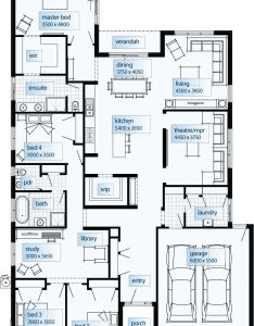 Like this floor plan also images about inside outside on pinterest house plans small rh