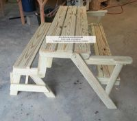 24-001 - Folding Bench and Picnic Table Combo (PDF ...