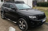 GOBI Jeep WK2 Grand Cherokee WK2 Stealth Roof Rack | Front ...