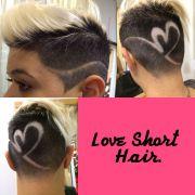 adrielle lino with hair hinano