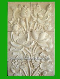 Wall Decorative Panels Lotus Flower Thai Decorative Wall ...