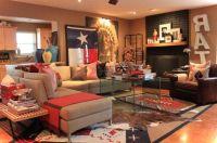 Cowboy Living Room Ideas | Western Living Room Designs ...