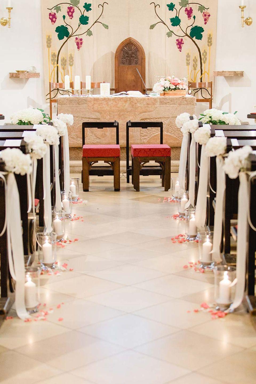 Die besten 25 Hochzeit kirche Ideen auf Pinterest