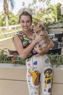 Crisis Six Scenes Miley Cyrus
