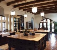 Image result for spanish hacienda kitchen | California ...