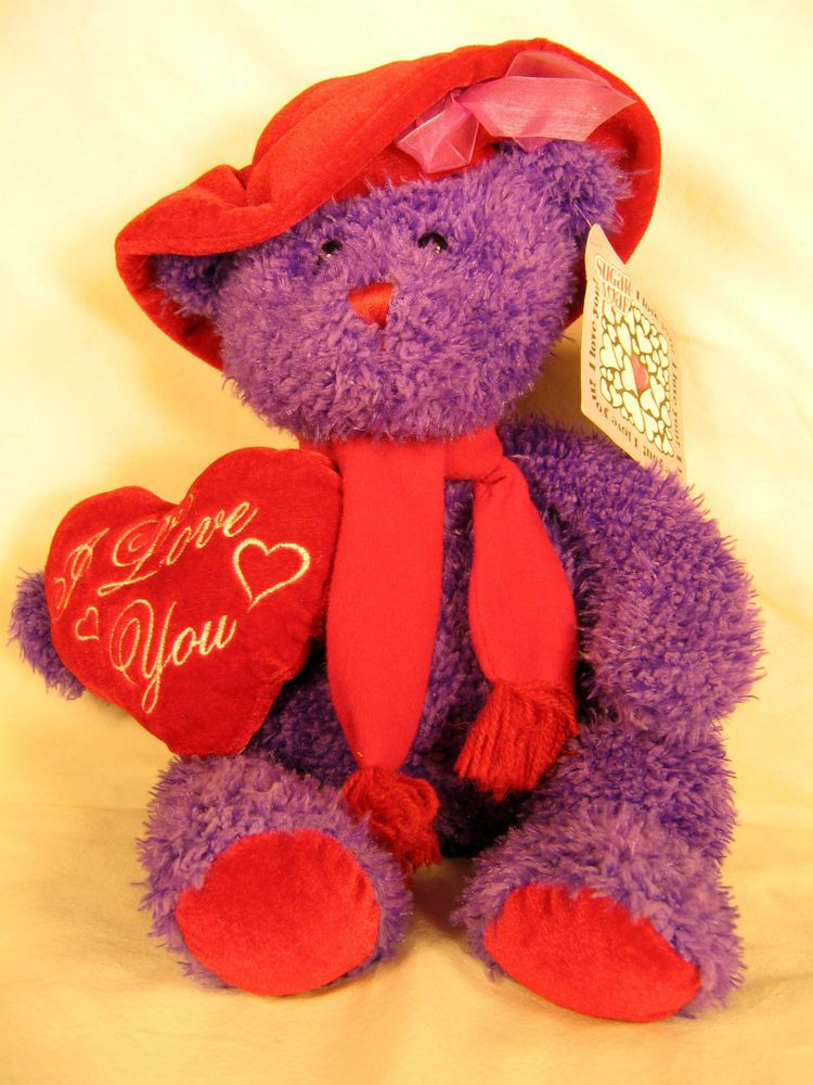 neal sofaworks teddy virginia sofa plush frog gund stumpy red hearts love stuffed lovey toy 12 inches brian s boutique bargains new items auctions seasonal things pinterest