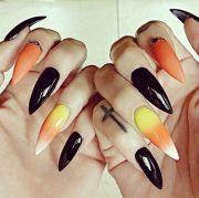 spooky nail art ideas