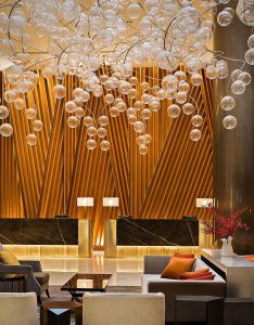 Rising giants growth hotel lobby interior designdesign restaurant also best images about hospitality           on pinterest rh