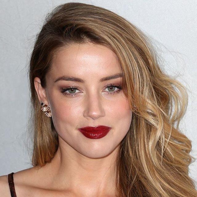 លទ្ធផលរូបភាពសម្រាប់ 3. Hidung Amber Heard