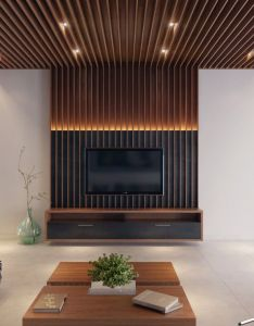Lines on ceiling merge vertically with fireplace vertical interior design also best dizainas images pinterest rh