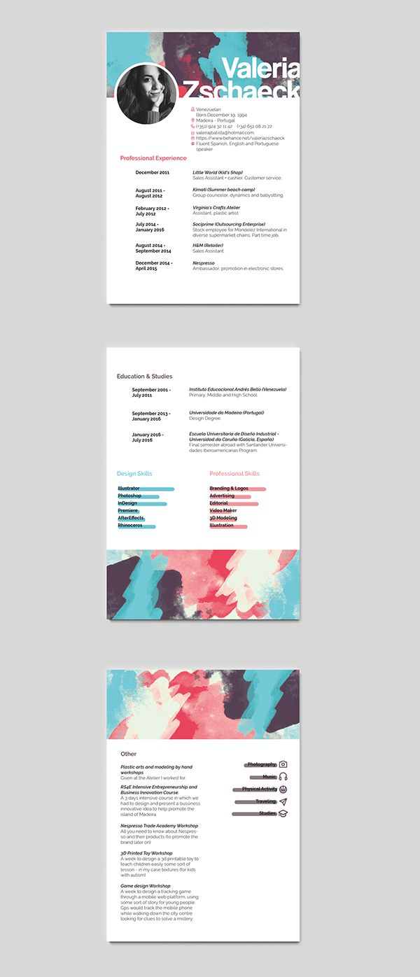 Brochure Layout, Personal Branding, Brochures, Layouts, Brochure Template
