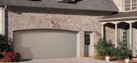 garage door sandstone color