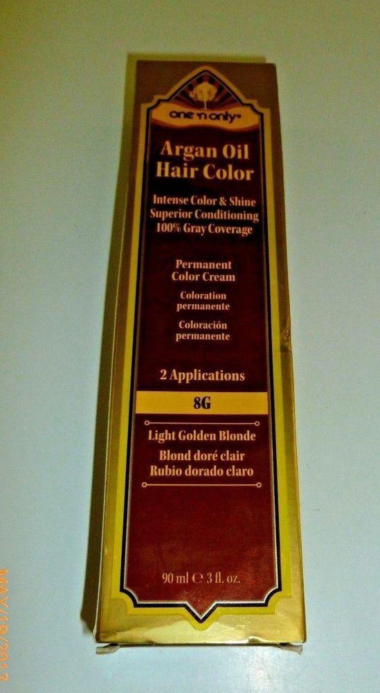 Argan Oil Hair Color 8g Zieview