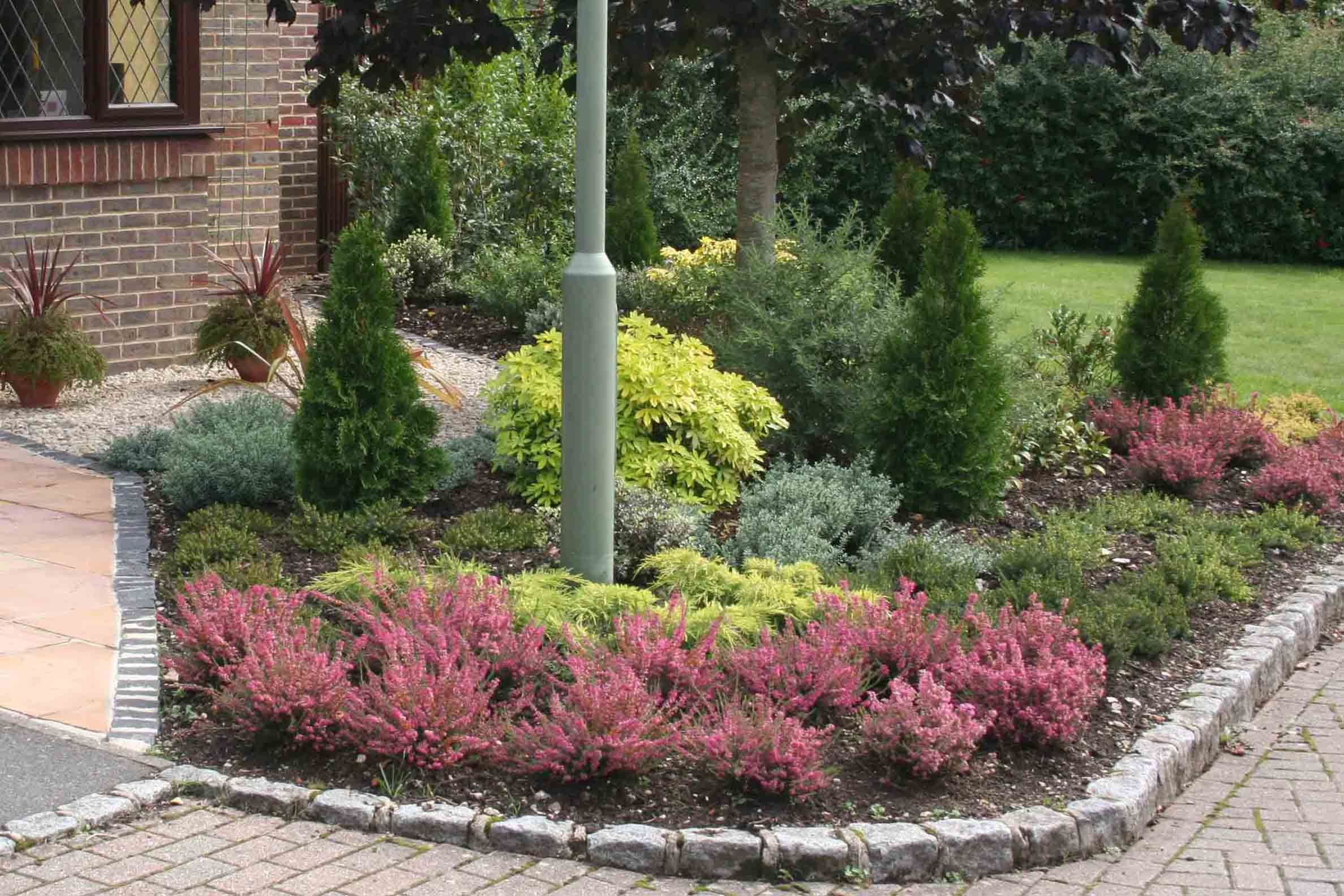 Front Yard Landscape Design Ideas Front Garden 1 Walter Front