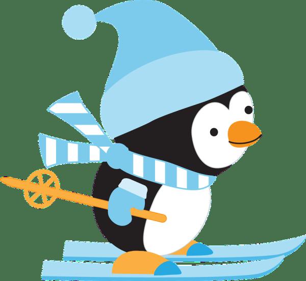 Pinguim Penguin Clipart Penguins Illustration