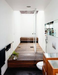 Indoor outdoor shower also for the home pinterest rh