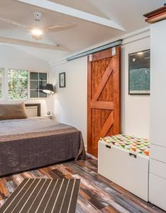 Enter  beautiful woodland cottage  its interior is shockingly spacious tiny cottagestiny also rh pinterest