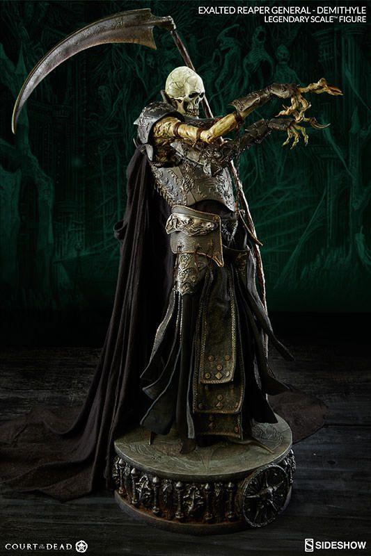 Skeleton Lord King Rings