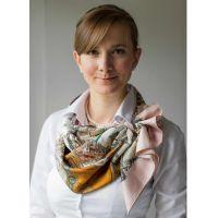 The Edot knot, Hermes Napoleon vintage scarf | Hermes ...
