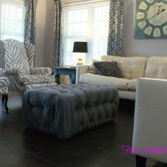 Blue Accent Chairs For Living Room Amazon Bean Bag Chair Perfect Colors Cream Leather Sofa Gray