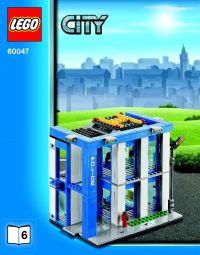 City - Police Station [Lego 60047] | Lego ideas ...