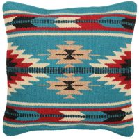 Throw Pillow Covers 18 X 18, Hand Woven Wool in Southwest ...