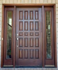 Is a front door makeover right for you? | Door makeover ...