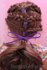 hair care and styles - 6 braids