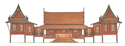 Traditional Thai House Designs – Idea Home And House