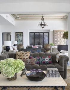 moroccan inspired home in los angeles interior design by betsy burnham of also designs and rh au pinterest