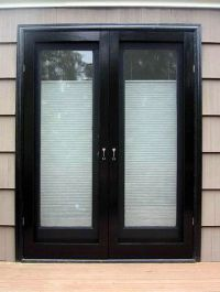 Should I paint my french doors black? | Home | Pinterest ...