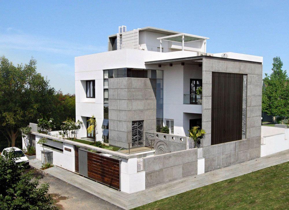 21 Contemporary Exterior Design Inspiration Modern House