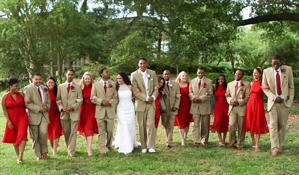 Fall Wedding Bridesmaid Dresses